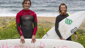 Gli atleti Marco Pistidda e Giovanni Cossu premiati come migliori surfisti d'Italia