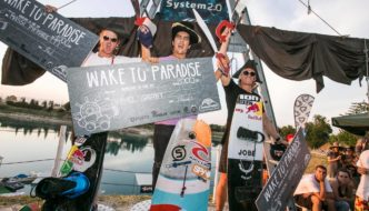 Wake to Paradise 2017 – Highlights
