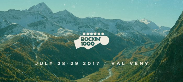 ROCKIN'1000 presenta Summer Camp
