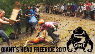 Giants Head Freeride 2017