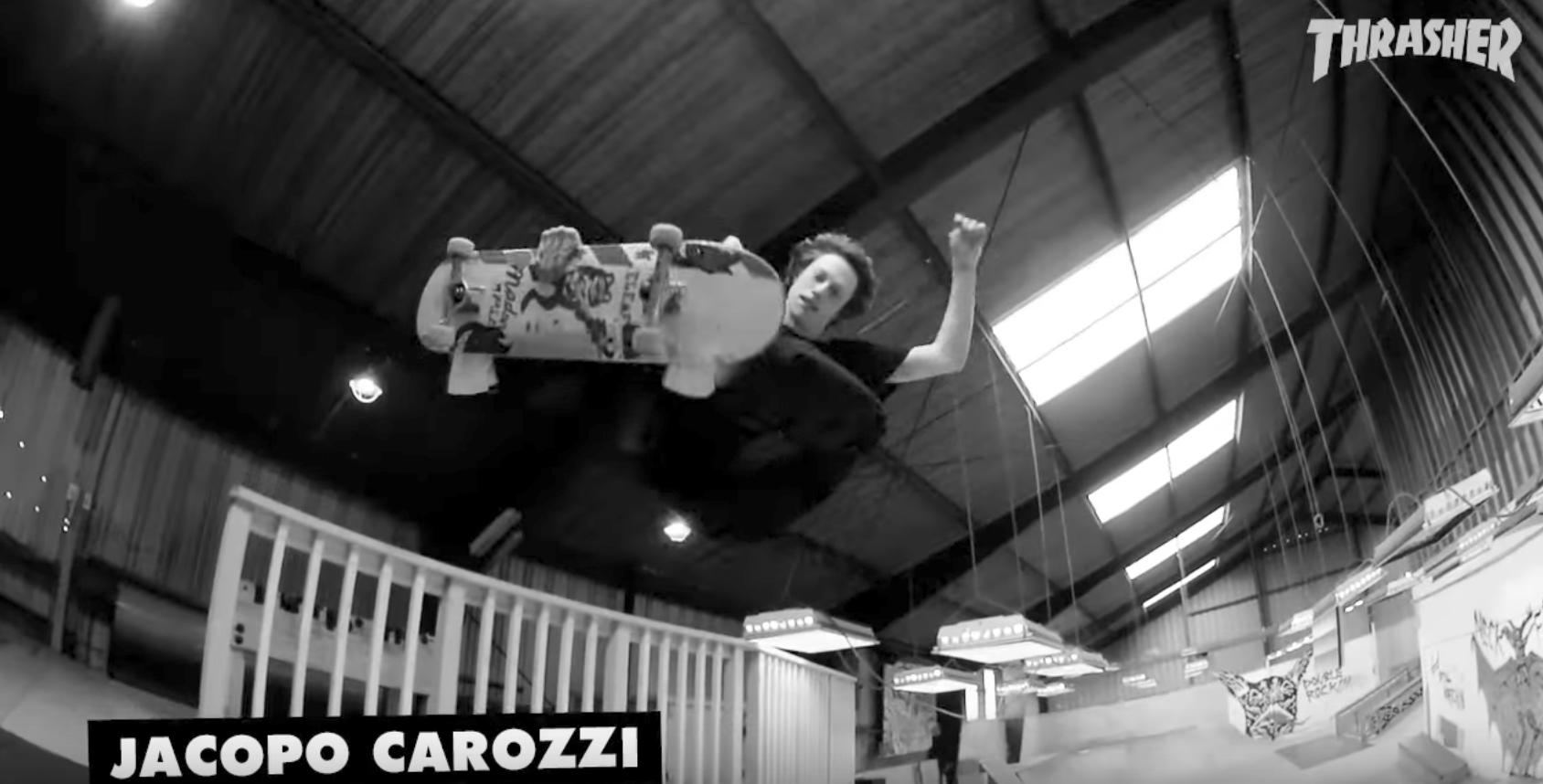 Jacopo Carozzi - Double Rock