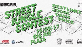 Street Jungle Contest 2017!