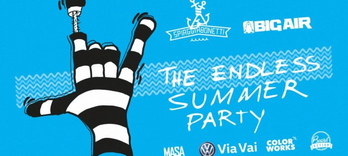 The endless summer party!