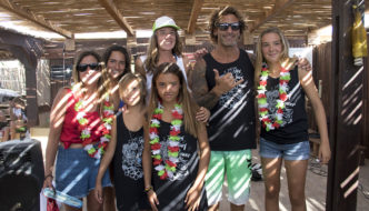 L'eleganza femminile protagonista al Girl surf power