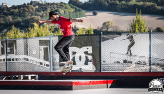 Andrea Cimadamore – Welcome to Big Air Lab!