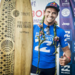 Julian Wilson vince il Billabong Pro Tahiti 2017