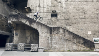 This is Urban Freeriding | Fabio Wibmer in Vienna