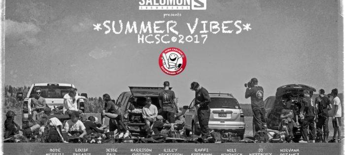 Salomon Snowboards – Summer Vibes – HCSC 2017