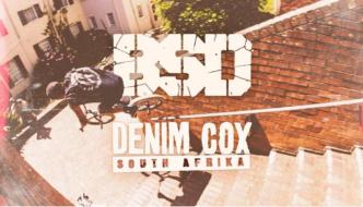 BSD BMX – Denim Cox – South Afrika