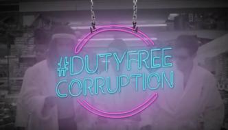 Rusty Toothbrush – #DutyFreeCorruption | TEASER