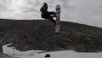 Les 2 Alpes snowpark | White Addiction – Ep.3