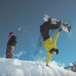 SNOWBOARDING AT AUSTRALIA | Stale, Torgeir, Marcus, Sebbe, Ulrik and Andy