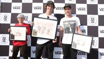 Tom Schaar vince il Vans Park Series Huntington Beach Global Qualifer