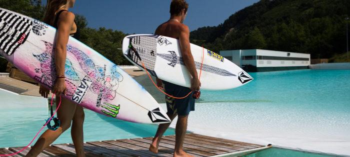Summer Surf Session – Joan Duru & Maud Le Car