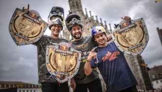 Nicholi Rogatkin vince il Red Bull District Ride 2017