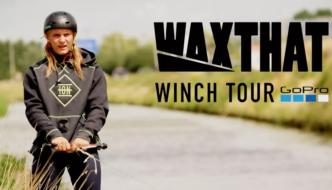 WAXTHAT Winch Tour | Victor Salmon