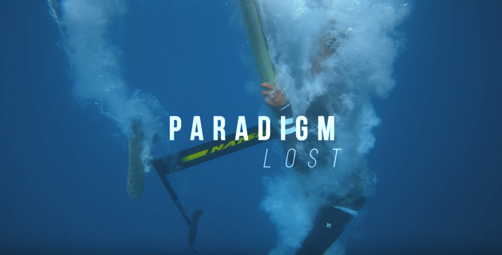 Paradigm Lost - A Surf Film by Kai Lenny   Official 4K Trailer