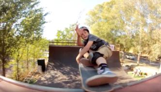 Alessandro Mazzara – Vert Session @ Bunker Skatepark
