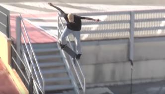Davide Holzknecht – LA Skatecation part