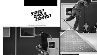 Street Jungle Contest Seven – Official Report