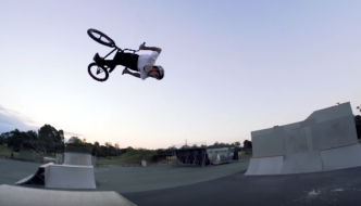 Chris James – Welcome to Pro – Colony BMX