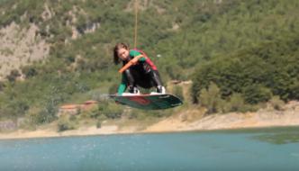 CNVS – Wakeboarding School, Lago Del Salto Teaser