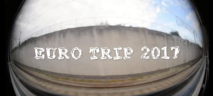EURO TOUR 2017