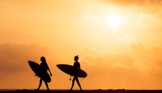 Mexico: Todos Santos surf trip with Pacha + Tanika