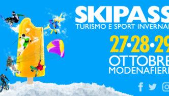 SKIPASS – Nuovi eventi e grandi ospiti 3 giorni da non mancare 27-28-29 Ottobre