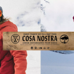 Arbor Snowboards - Marie-France Roy's Full Part from Cosa Nostra