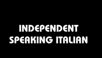 INDEPENDENT SPEAKING ITALIA