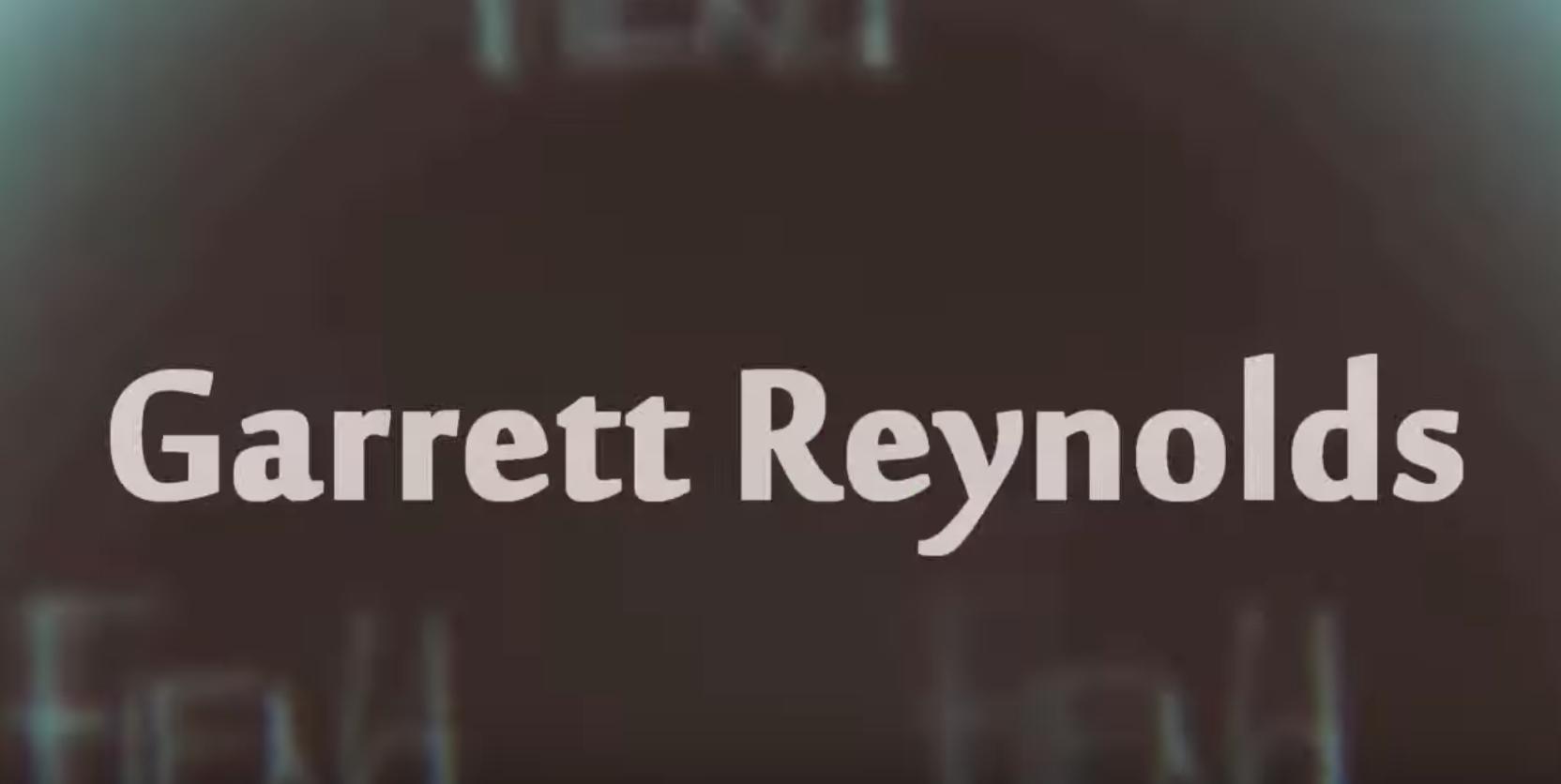 Garrett Reynolds - instagram compilation