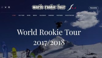 Union Binding partners with World Rookie Tour