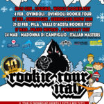 Il Rookie Tour Italy compie 10 anni!