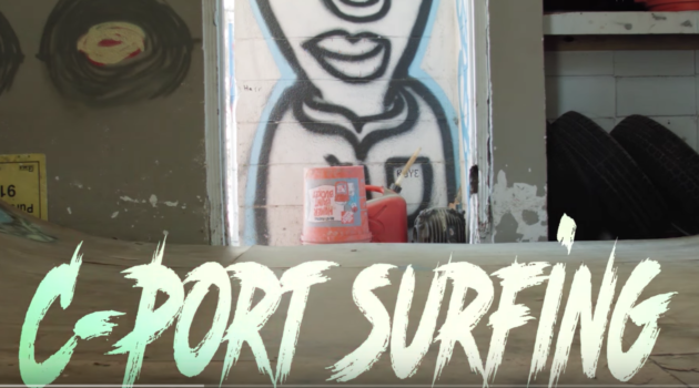 C-Port Surfing I 8Ply Arbiter DK I Donny Williams