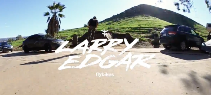 "Flybikes – Larry Edgar ""Power Personified"""