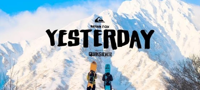 QUIKSILVER – YESTERDAY