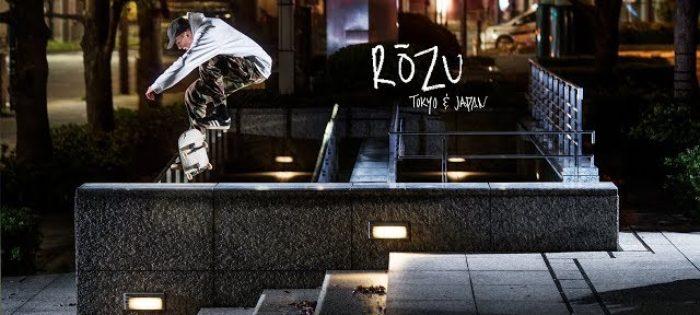 RŌZU /// adidas Skateboarding in Japan