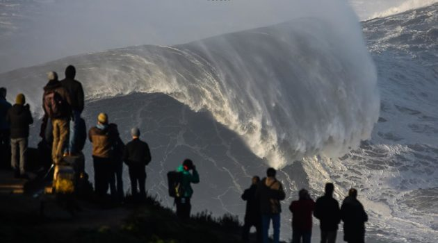 Nazaré Epic Moments – 18/01/2018