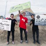 Trying To Survive! – The Toyota BMX Triple Challenge @ A1