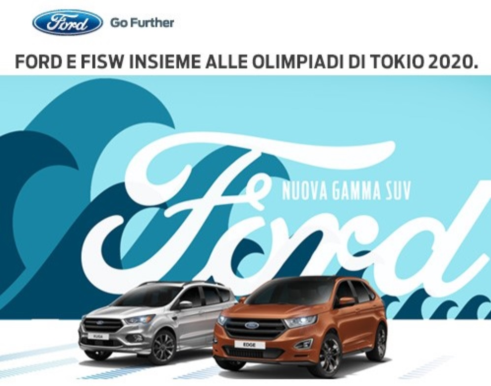 Ford e FISW #roadtotokyo