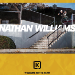 Nathan Williams On Kink BMX