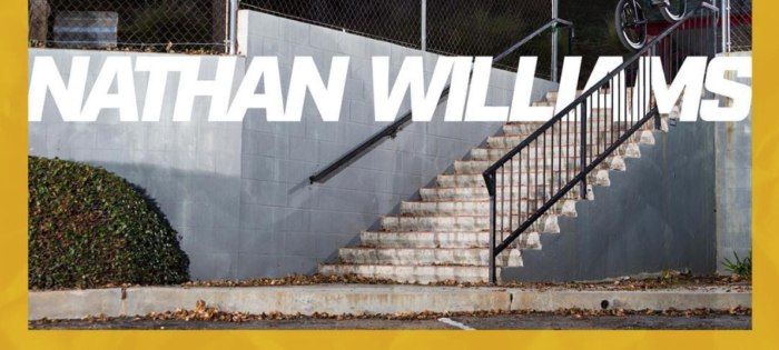 Nathan Williams On Kink BMX!