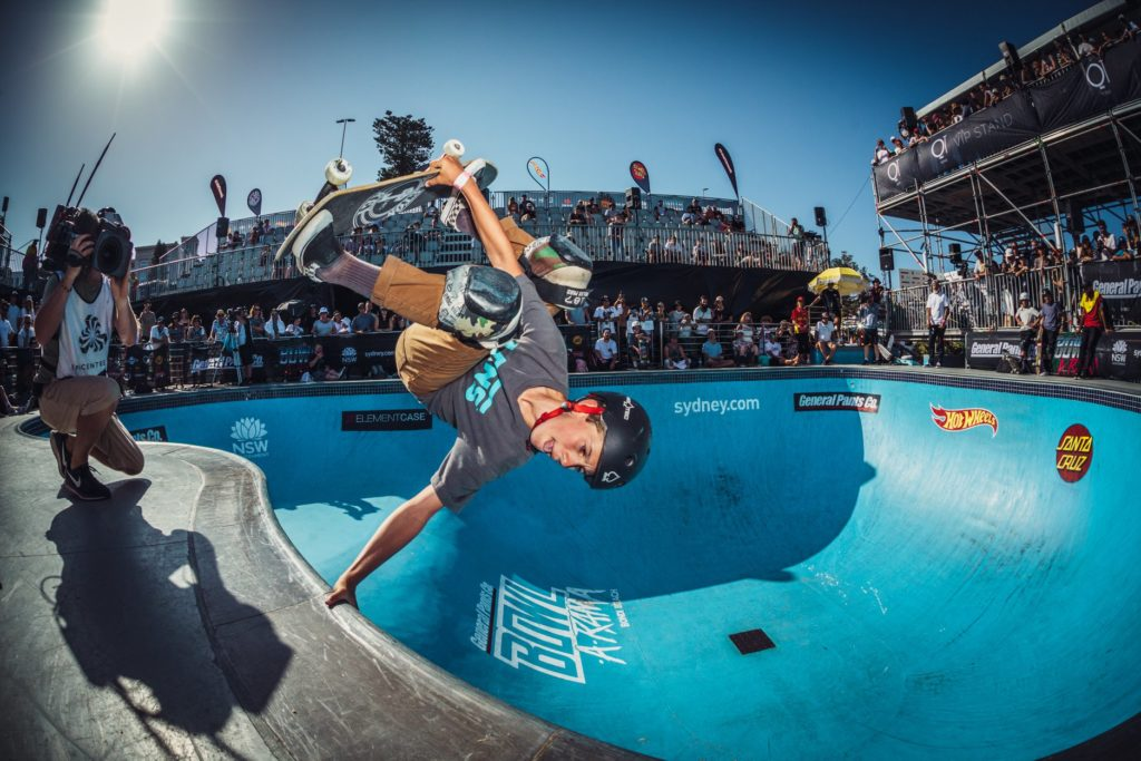 Bowl-A-Rama Bondi 2018 - Qualification Results & Best Trick