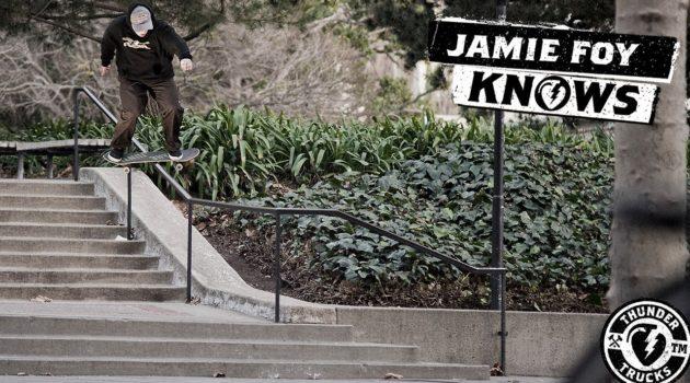 Jamie Foy Knows