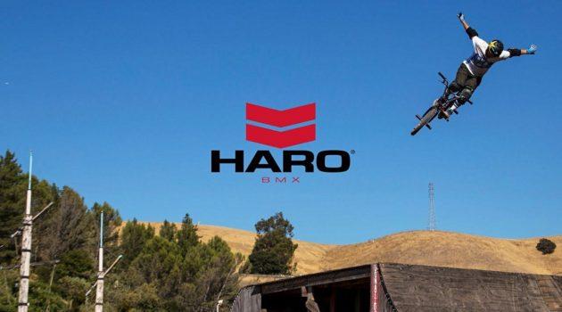 Ryan Nyquist – Haro BMX 2018