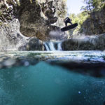 Wakeboarding magic in Chile