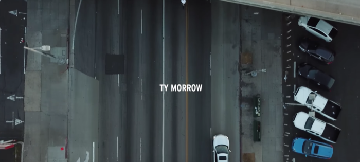 Ty Morrow – Éclat