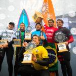 Lucas Chianca ha vinto il WSL Big Wave Tour Nazaré Challenge
