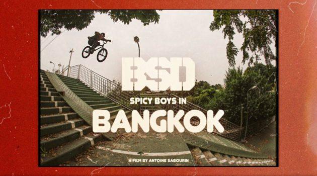 BSD – Spicy Boys in Bangkok – Reed Stark, Denim Cox & More